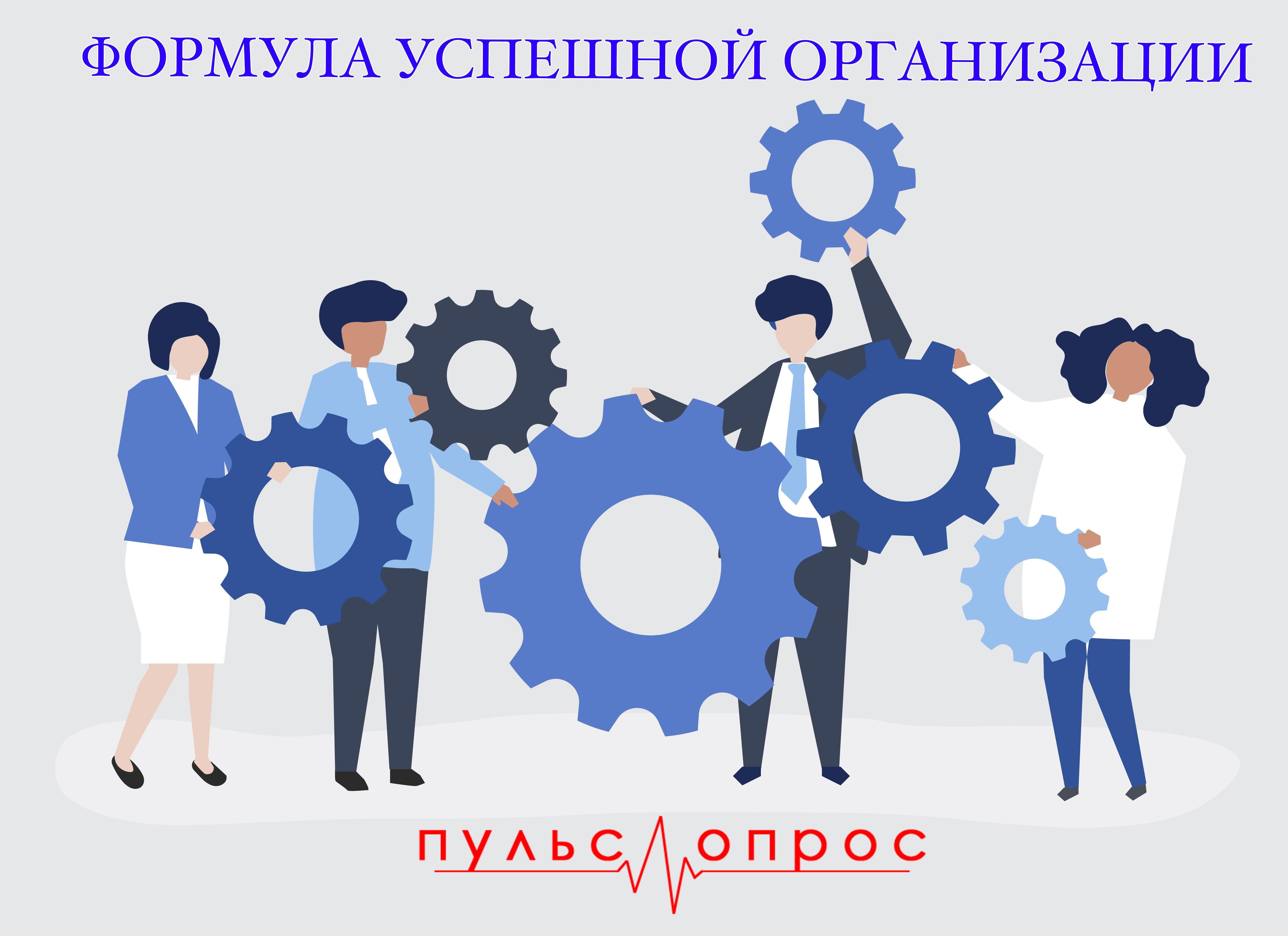 Формула успешной организации