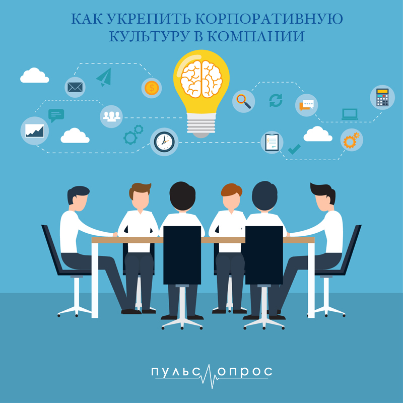 Как укрепить корпоративную культуру в компании
