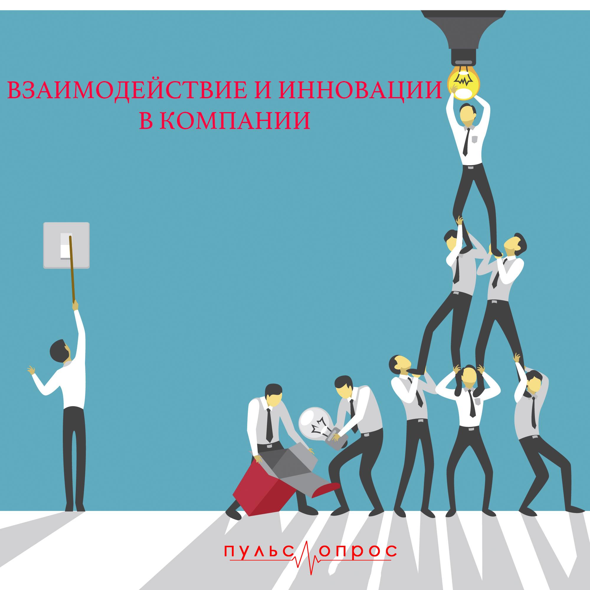 Взаимодействие и инновации в компании